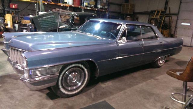 1965 Cadillac Deville Sedan Hardtop Survivor Classic For Sale In