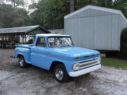 1965 Chevrolet Chevy C10 Short Bed Step Side Truck