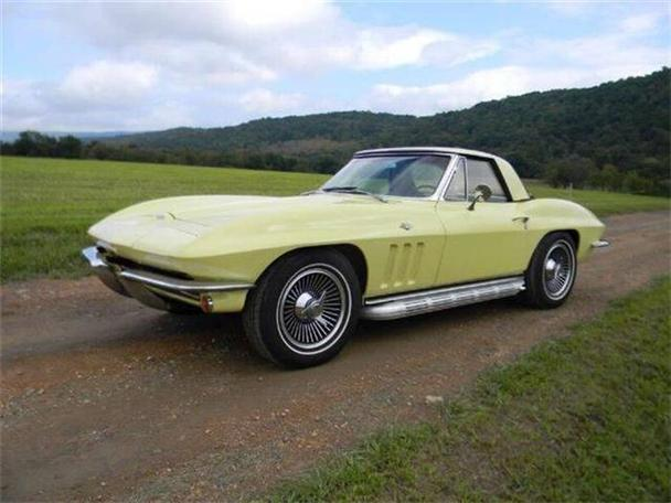1965 chevrolet corvette for sale in bedford pennsylvania classified. Black Bedroom Furniture Sets. Home Design Ideas