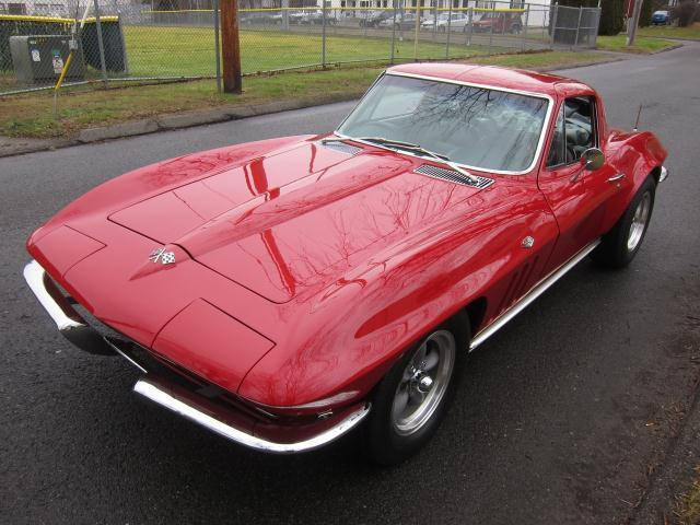 1965 Chevrolet Corvette Stingray 327/300
