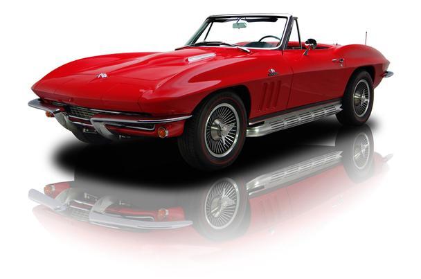 1965 Chevrolet Corvette Stingray For Sale In Charlotte