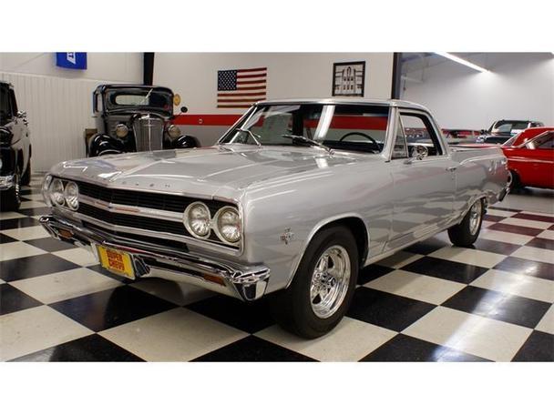 American Auto Sales Nc: 1965 Chevrolet El Camino For Sale In Mooresville, North