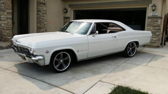 1965 chevrolet impala for sale in san jose california classified. Black Bedroom Furniture Sets. Home Design Ideas