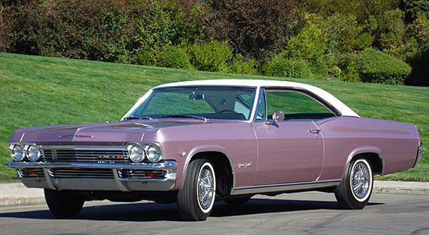 1965 Chevrolet Impala Ss 409 Sport Coupe For Sale In Las