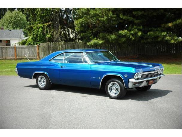 1965 chevrolet impala ss for sale in mount vernon washington classified. Black Bedroom Furniture Sets. Home Design Ideas