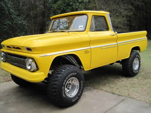 1965 Chevy 4x4 Trk On 85 Blazer For Sale In Tallahassee