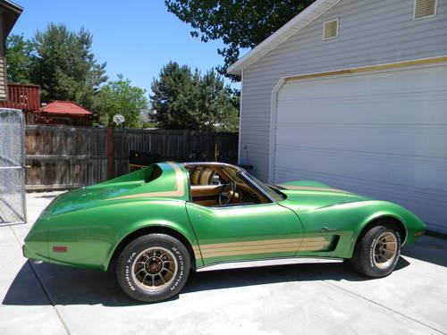 1965 chevy corvette 396 425 l78 triple crown duntov low miles for sale in east layton utah. Black Bedroom Furniture Sets. Home Design Ideas