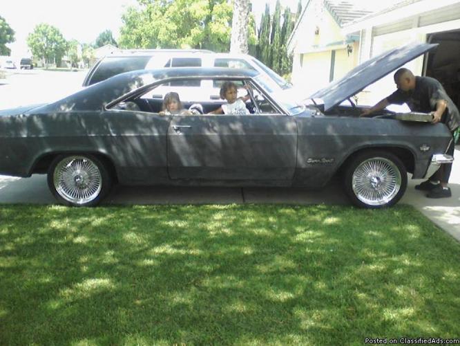 1965 Chevy SS Impala for Sale in Modesto, California ...