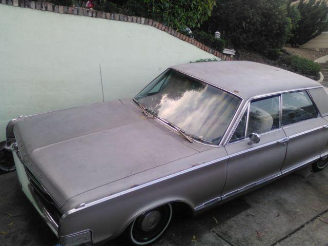 1965 Chrysler 300 With Brand New Battery For In Hayward California