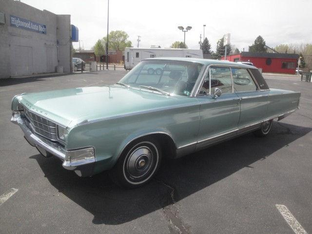 1965 Chrysler New Yorker For Sale In Englewood Colorado