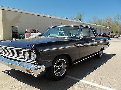 1965 FORD FAIRLANE 500  302 H O  AUTOMATIC