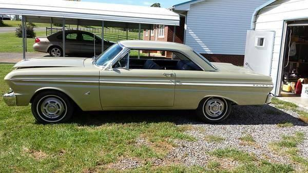 1965 ford falcon for sale nc for sale in westfield north carolina classified. Black Bedroom Furniture Sets. Home Design Ideas