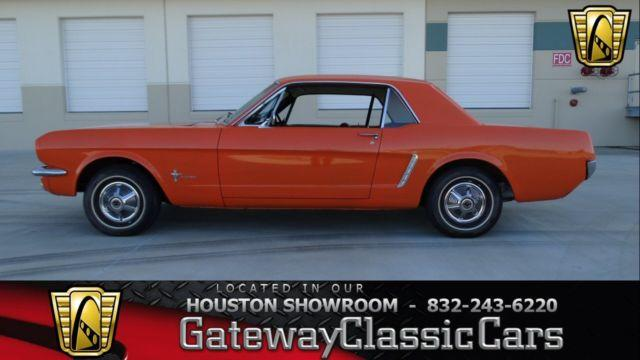 1965 ford mustang 264hou for sale in houston texas classified. Black Bedroom Furniture Sets. Home Design Ideas