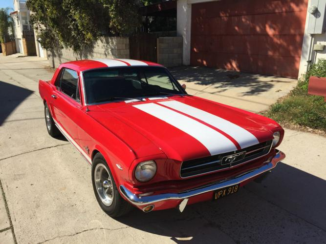 1965 Ford Mustang 289 w/ T-10 Four Speed 2WD