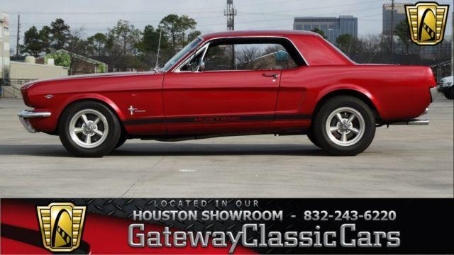 1965 ford mustang 294hou for sale in houston texas classified. Black Bedroom Furniture Sets. Home Design Ideas