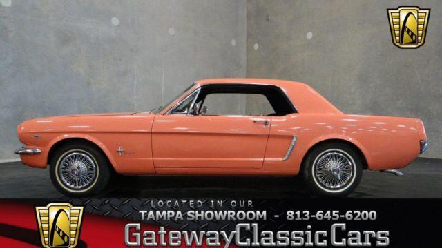 1965 Ford Mustang 64 1 2 421tpa For Sale In Apollo Beach