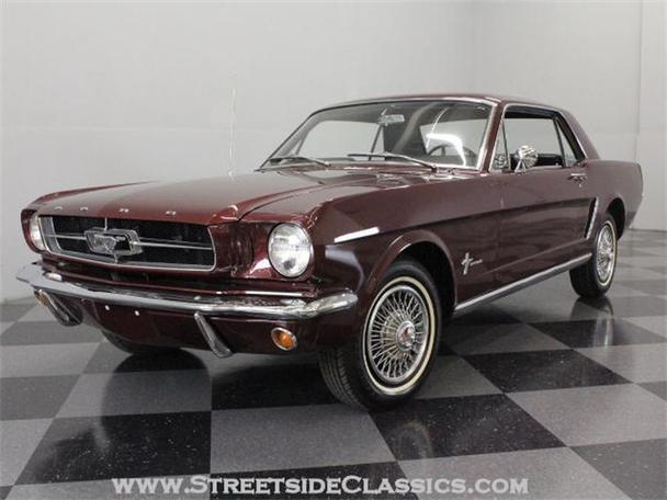 1965 ford mustang for sale in charlotte north carolina classified. Black Bedroom Furniture Sets. Home Design Ideas