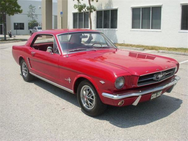 1965 ford mustang for sale in pompano beach florida classified. Black Bedroom Furniture Sets. Home Design Ideas