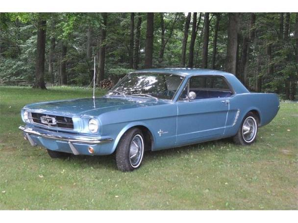 1965 ford mustang for sale in livonia michigan classified. Black Bedroom Furniture Sets. Home Design Ideas