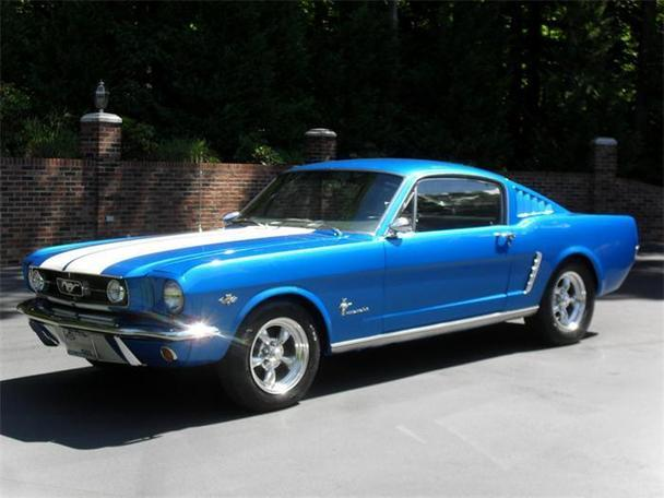 1965 ford mustang for sale in huntingtown maryland classified. Black Bedroom Furniture Sets. Home Design Ideas