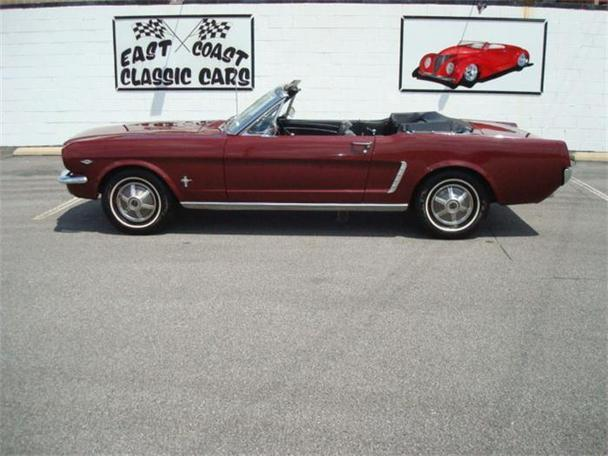 1965 Ford Mustang 1965 Ford Mustang Classic Car In