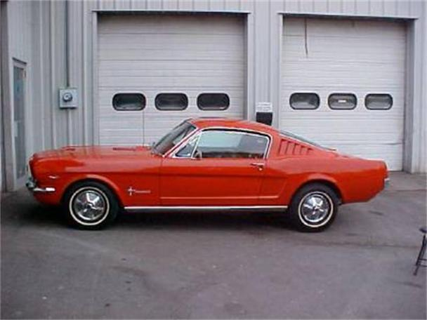 1965 ford mustang for sale in volo illinois classified. Black Bedroom Furniture Sets. Home Design Ideas