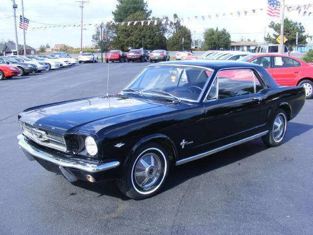1965 ford mustang for sale in manila arkansas classified. Black Bedroom Furniture Sets. Home Design Ideas
