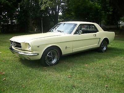 1965 ford mustang for sale in concord ohio classified. Black Bedroom Furniture Sets. Home Design Ideas
