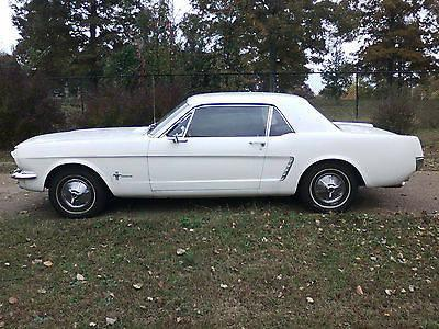 1965 Ford Mustang Base 2.8L