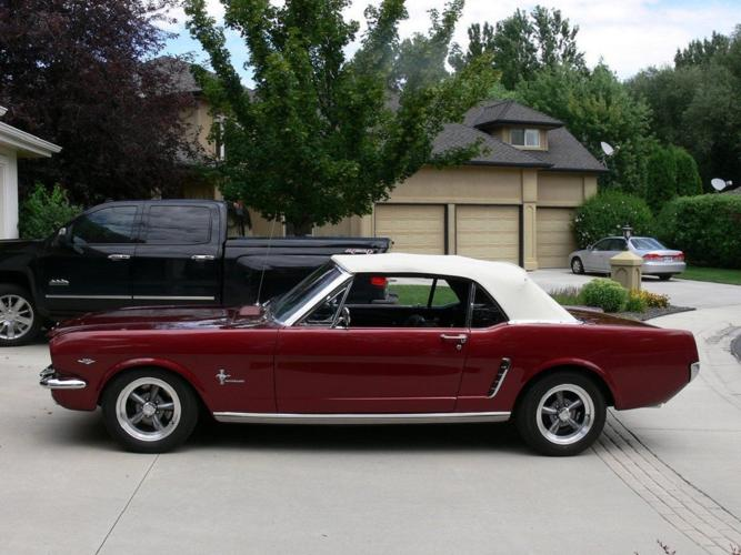 1965 Ford Mustang Convertible RWD