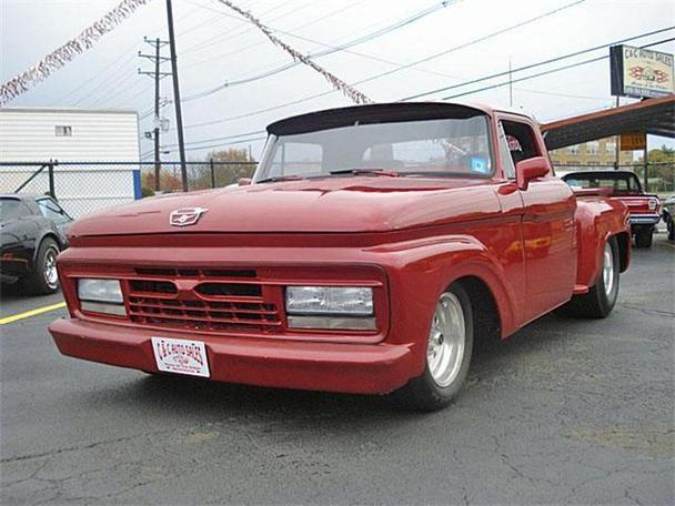 1965 ford pickup for sale in riverside new jersey classified. Black Bedroom Furniture Sets. Home Design Ideas