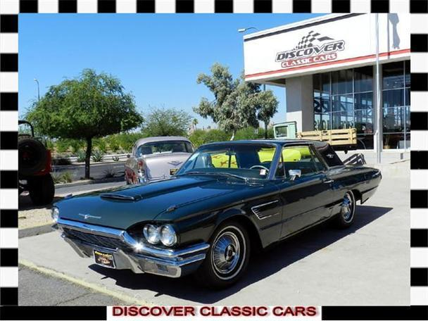 1965 ford thunderbird for sale in scottsdale arizona classified. Black Bedroom Furniture Sets. Home Design Ideas