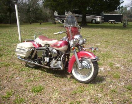 1965 Harley Davidson FLH PANHEAD