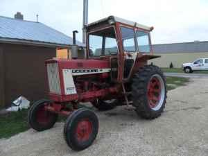 1965 Ih Farmall 656 Tractor Nice Ettrick Wi For