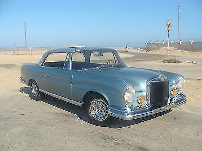 1965 mercedes benz 220 se for sale in el segundo for 1965 mercedes benz 220se for sale