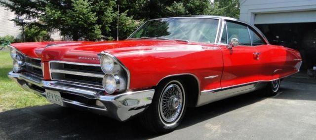1965 Pontiac Bonneville Sport Coupe