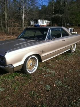 1965 Pontiac Catalina 2 + 2 For Sale