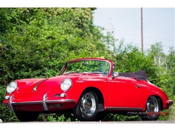 American Auto Sales Houston Tx: 1965 Porsche 356 For Sale In Houston, Texas Classified