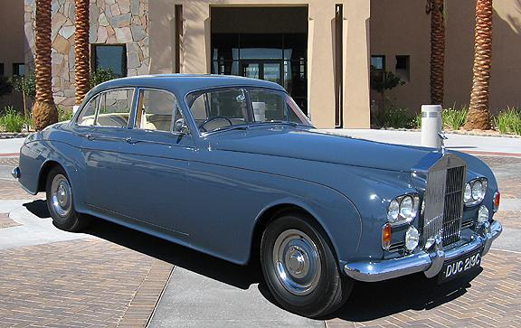 1965 Rolls Royce Silver Cloud Iii Continental James Young