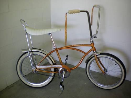 1965 Schwinn Deluxe Stingray