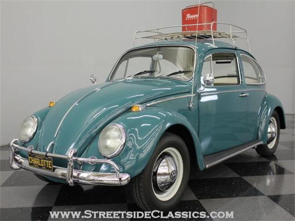 1965 Volkswagen Beetle For Sale In Charlotte North