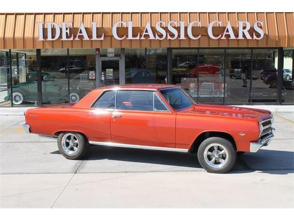 1965 Chevrolet Malibu SS Sale