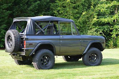 1966 1977 Broncos For Sale | Autos Weblog