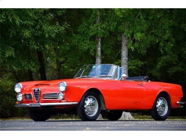 Alfa Romeo Americanlisted