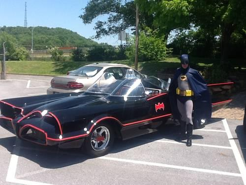 1966 batmobile like from tv show batman for sale in johnson city tennessee classified. Black Bedroom Furniture Sets. Home Design Ideas