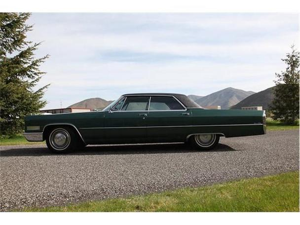 1966 cadillac deville 1966 cadillac deville classic car. Black Bedroom Furniture Sets. Home Design Ideas