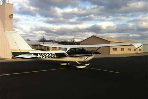 1966 Cessna 172-180 Conversion-Airplane for sale in San Antonio, Texas