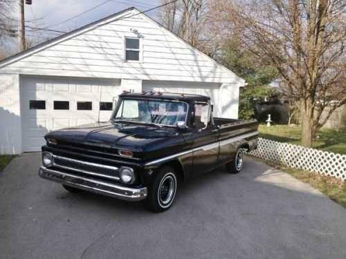1966 chevrolet c10 classic truck in lexington ky for sale in lexington kentucky classified. Black Bedroom Furniture Sets. Home Design Ideas