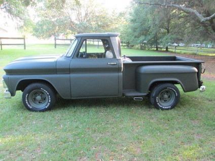 1966 Chevrolet C10 Pickup 350v8 Truck For Sale In Burke