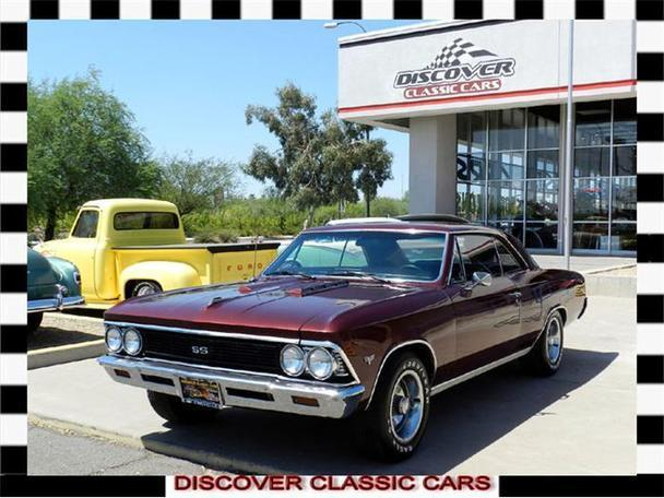 1966 Chevrolet Chevelle for Sale in Scottsdale, Arizona Classified